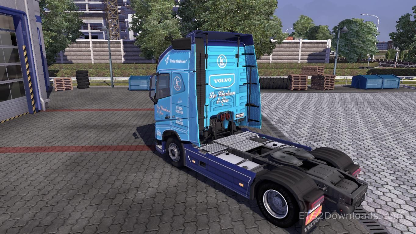 les-clarkson-skin-for-volvo-fh-2012-1