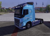 les-clarkson-skin-for-volvo-fh-2012-2