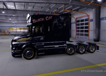 black-cat-skin-scania-t-ets2-1