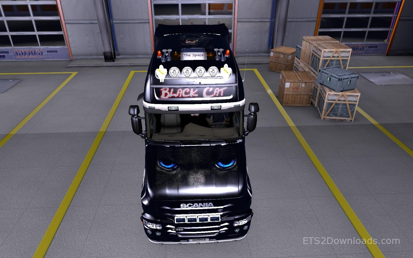 black-cat-skin-scania-t-ets2-2