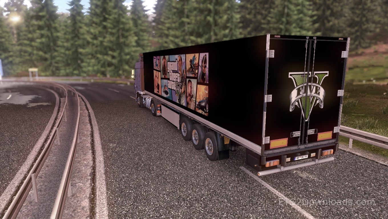 gta v trailer euro truck simulator 2 mods. Black Bedroom Furniture Sets. Home Design Ideas