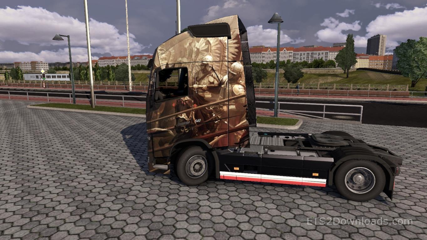 husaria-skin-for-volvo-fh16-ets2-2