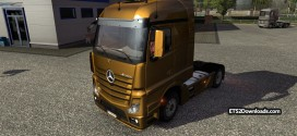 Mercedes-Benz Actros MPIV by DANZ v2.0