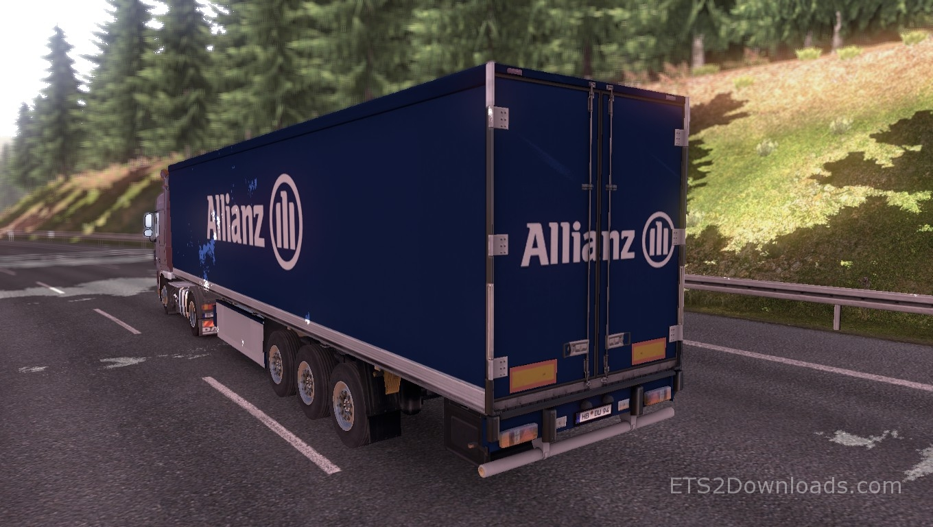 Allianz-trailer