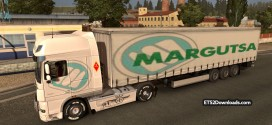 Margutsa Skin + Trailer for DAF