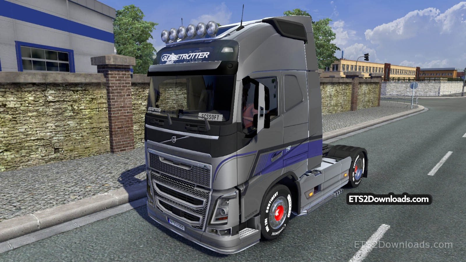 metallic-sdm-transport-pack-for-volvo-fh-2012