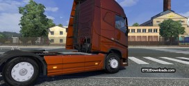 New Wheels for Volvo by aslan808