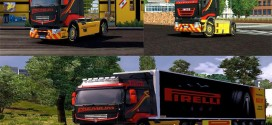 Pirelli Skin Pack for All Trucks