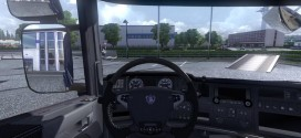 Scania Sitting Position