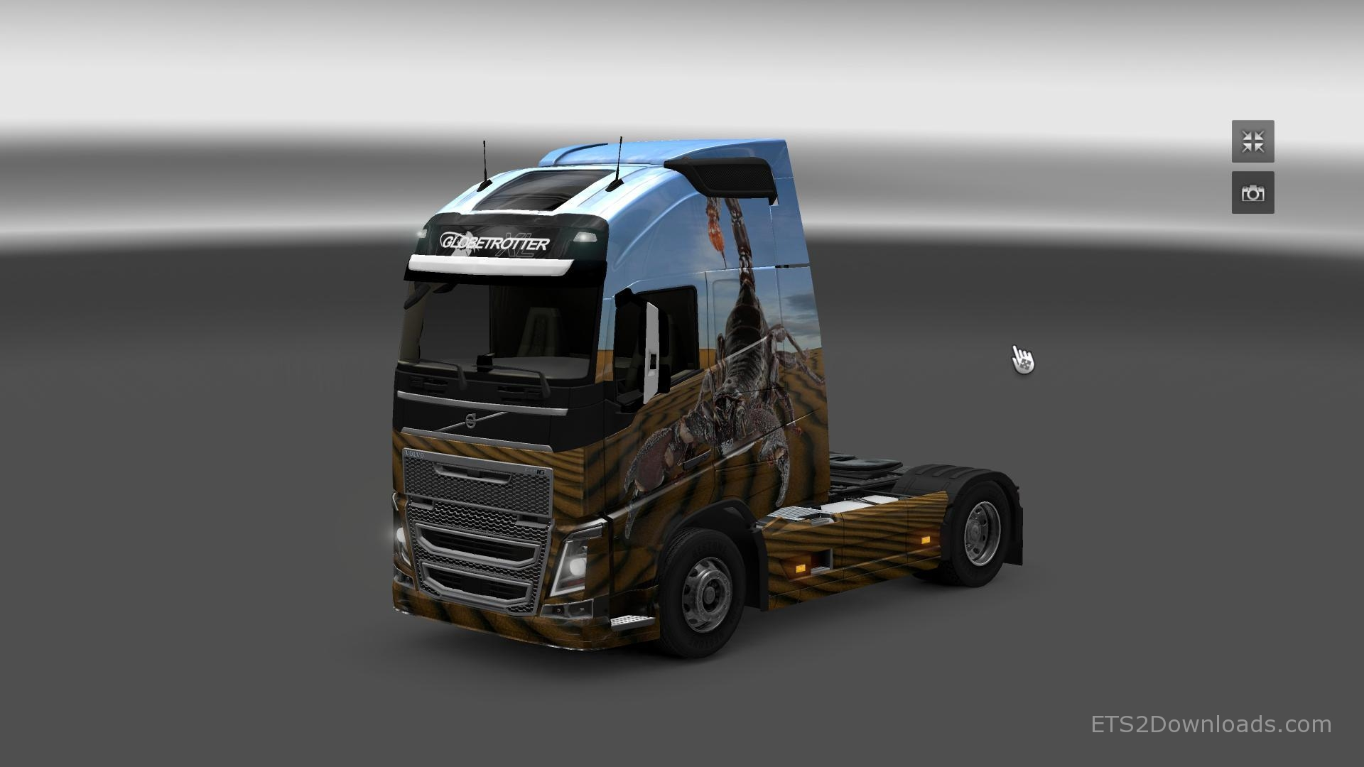 scorpion-skin-for-volvo-fh-2012-1