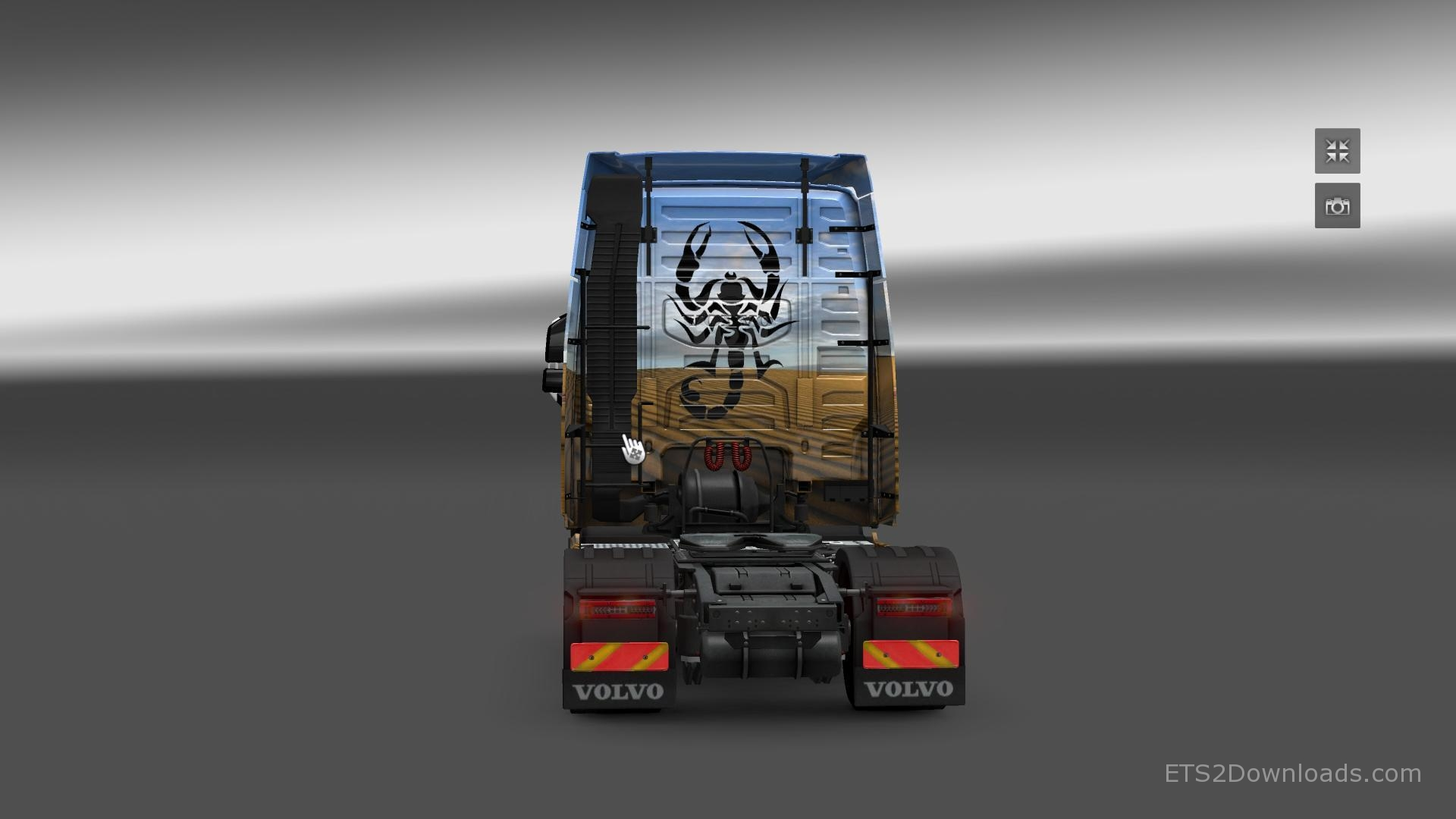 scorpion-skin-for-volvo-fh-2012-2
