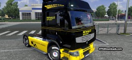 Sport Skin Pack for Renault Premium