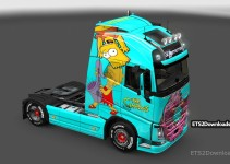 the-simpsons-skin-for-volvo-fh-2013-2