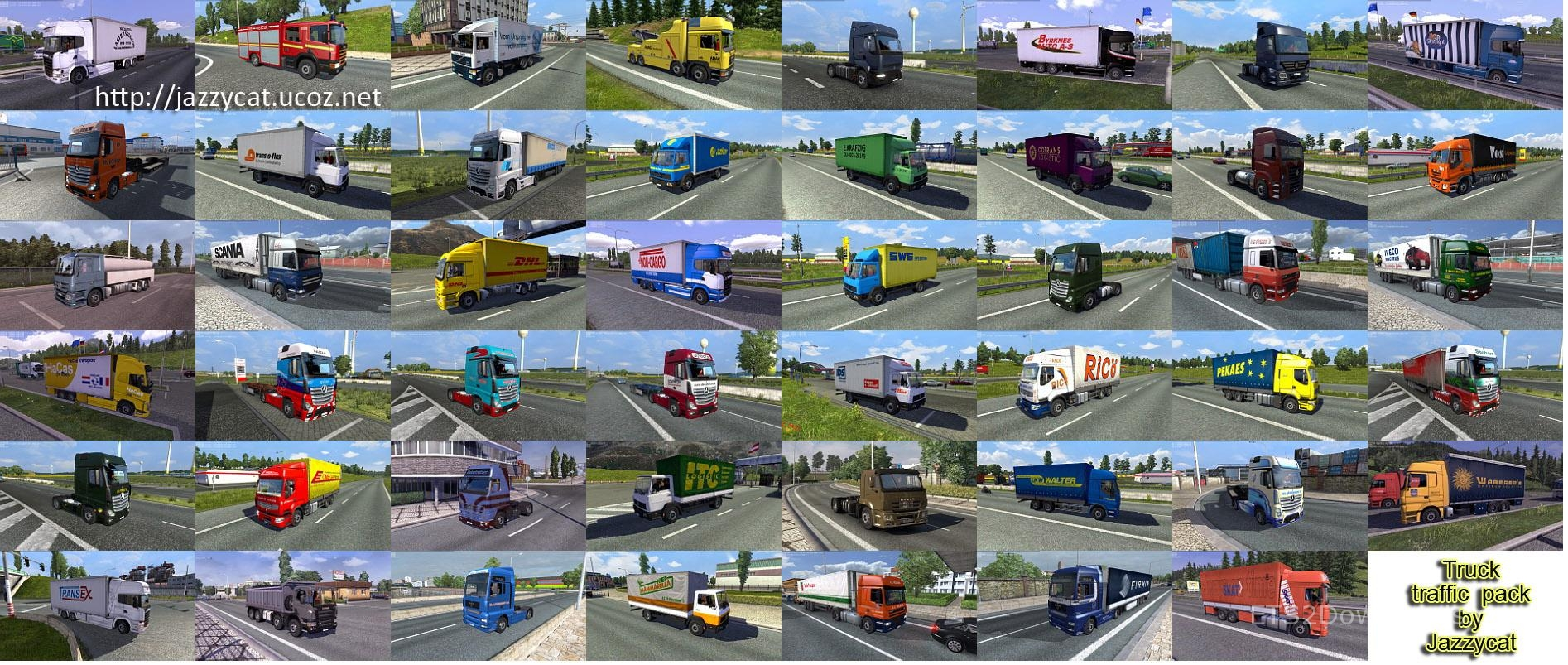 truck-traffic-pack-by-jazzycat