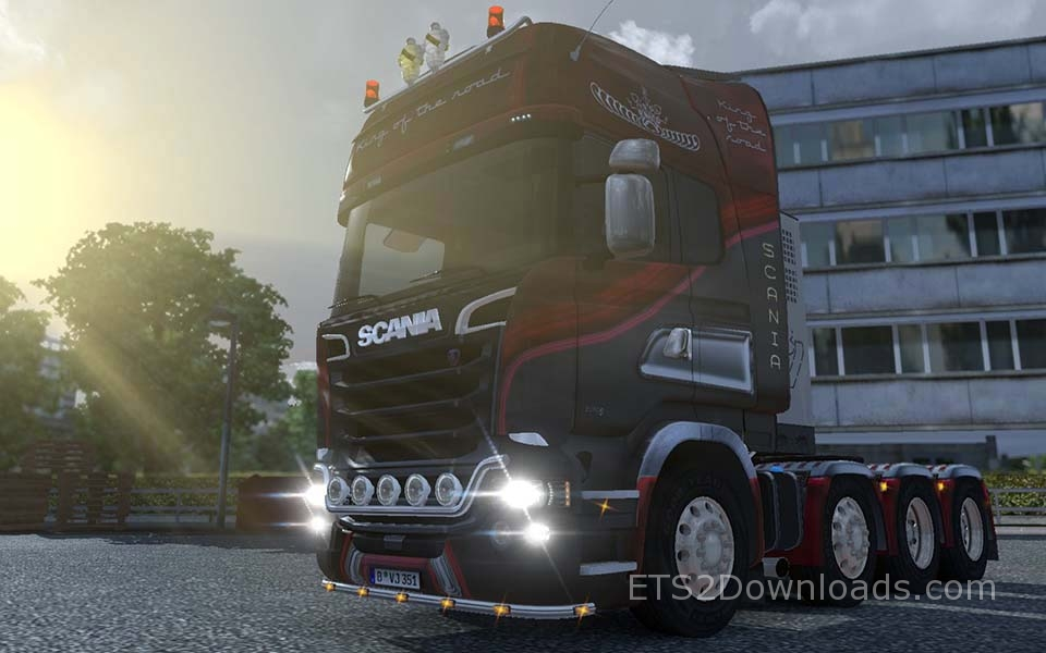 TRUE Lights AI Cars Mod v5.5