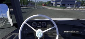 Vabis Steering Wheel for Scania T
