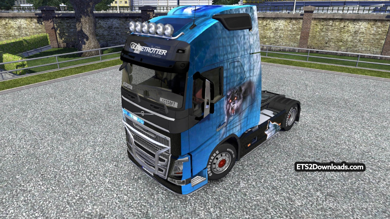 wolf-skin-for-volvo-fh-2012