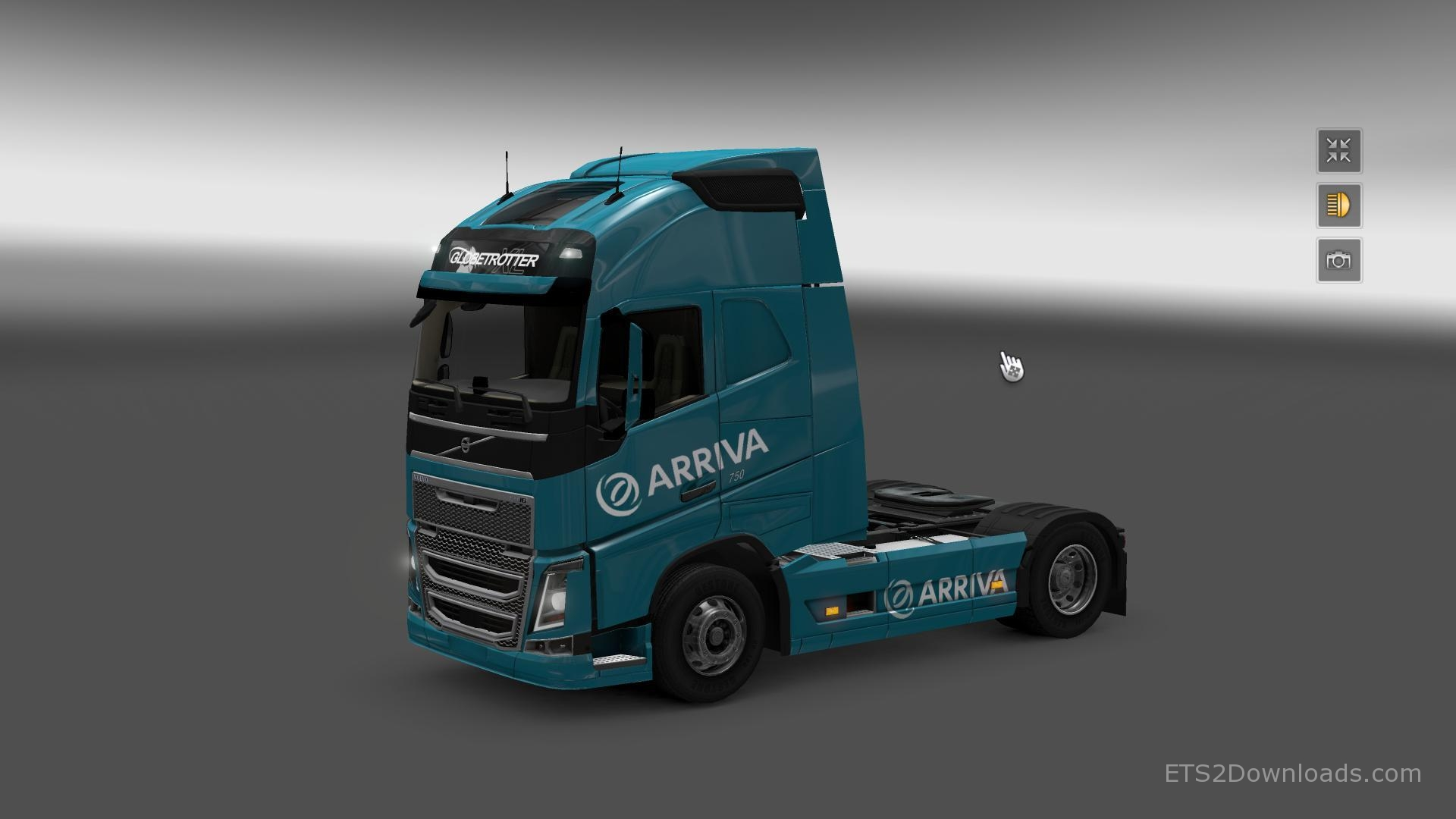 arriva-skin-for-volvo-fh-2012-1