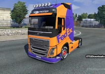 fedex-skin-for-volvo
