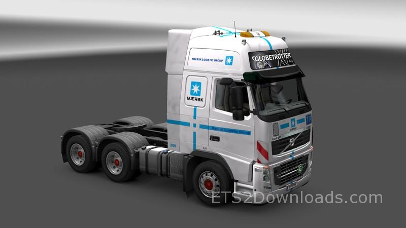maersk-logistic-group-skin-for-volvo