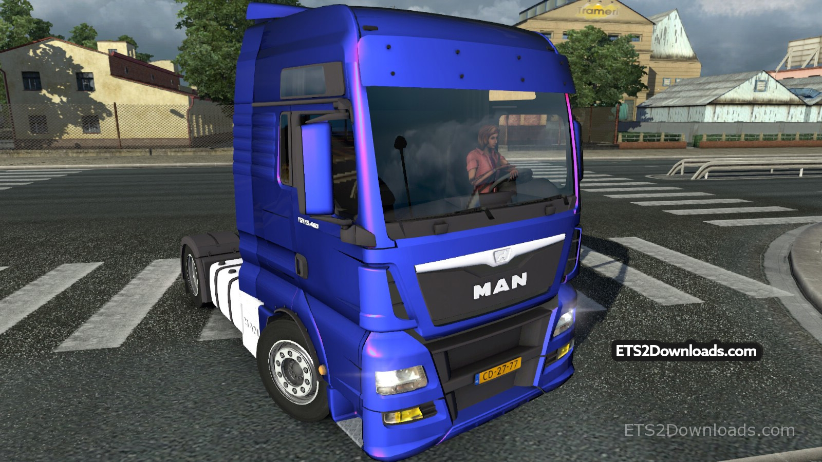 man tgx euro 6 v2 1 euro truck simulator 2 mods. Black Bedroom Furniture Sets. Home Design Ideas