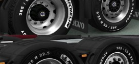 Michelin Wheels Pack for Volvo