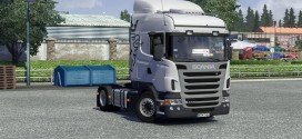 Scania R440 Highline + Interior