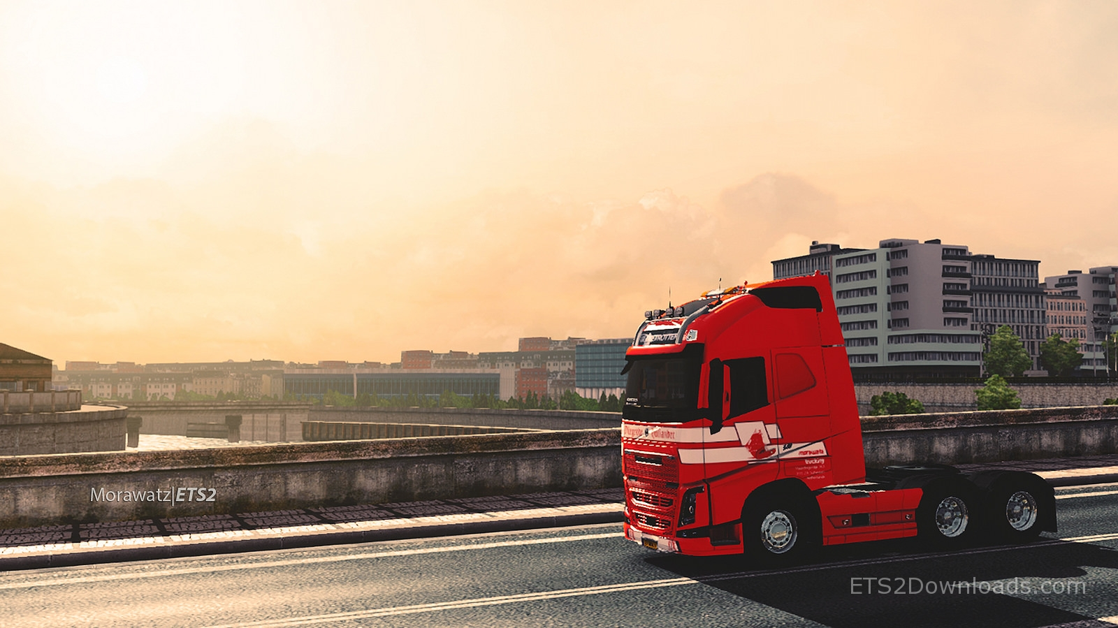 Trucksim Map v5.1.2