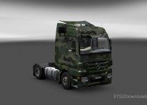 army-skin-for-mercedes-benz-actros
