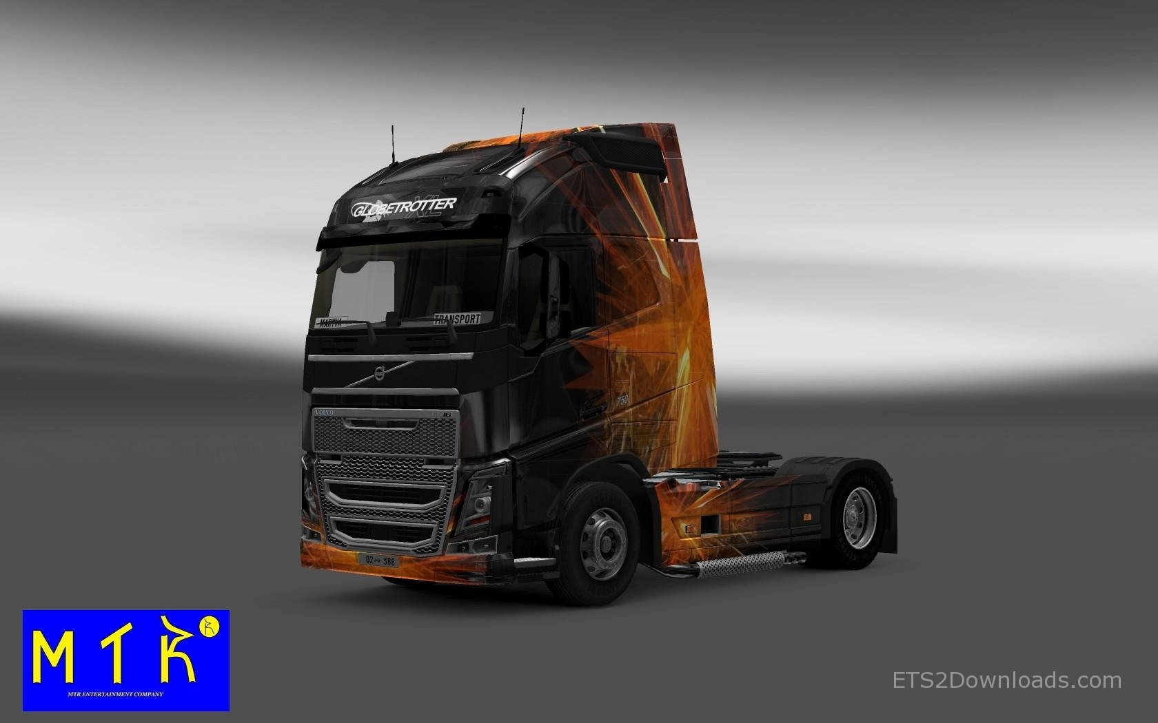 cubical-flare-for-volvo-fh-2012