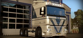 DAF XF by 50k