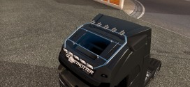 Guardian Roof-bar for Volvo FH 2012
