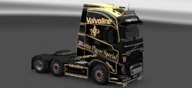 JPS Skin for Volvo FH 2012