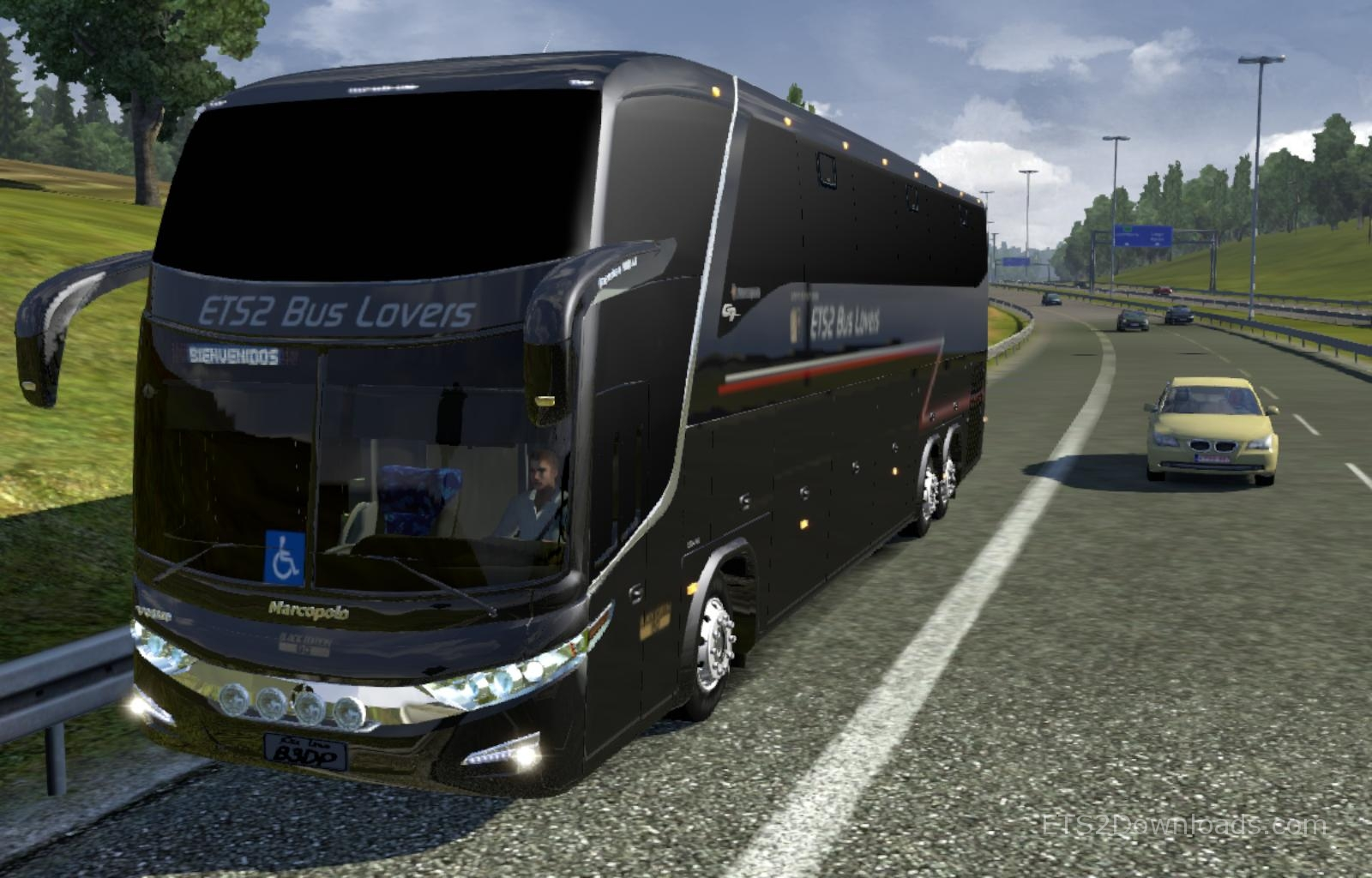 bus - euro truck simulator 2 mods | ets2downloads