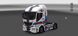 Martini Racing Pack for Iveco Hi-Way