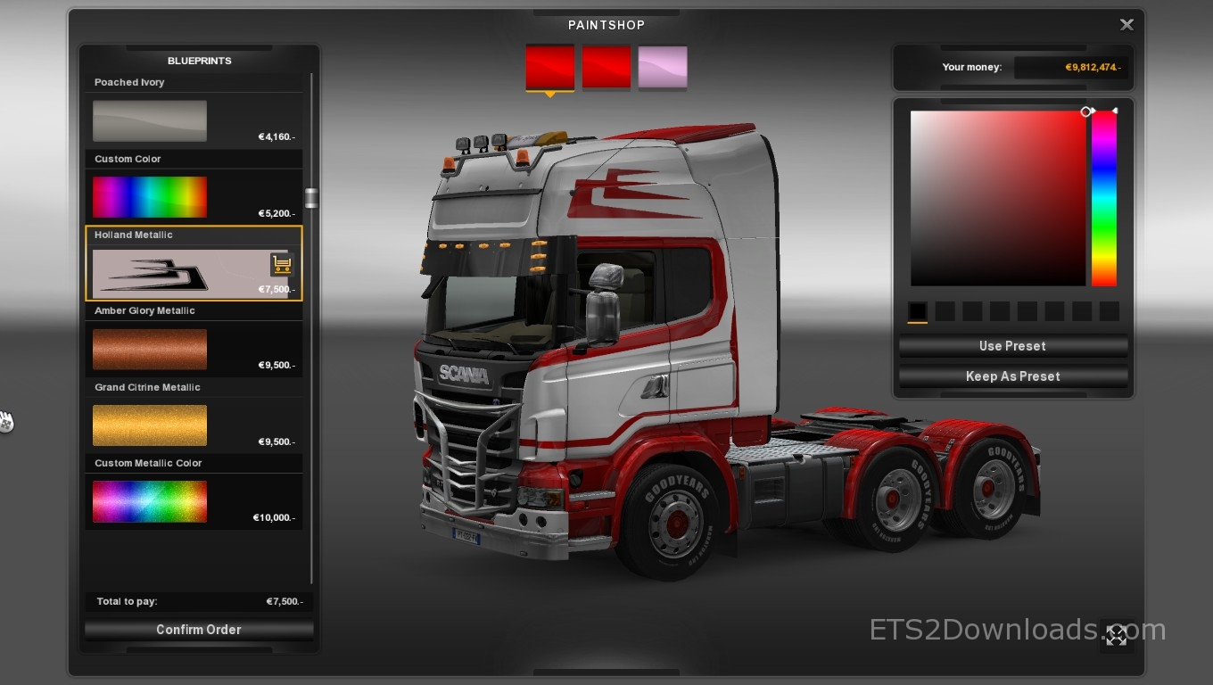 metallic-skin-pack-for-all-trucks-1