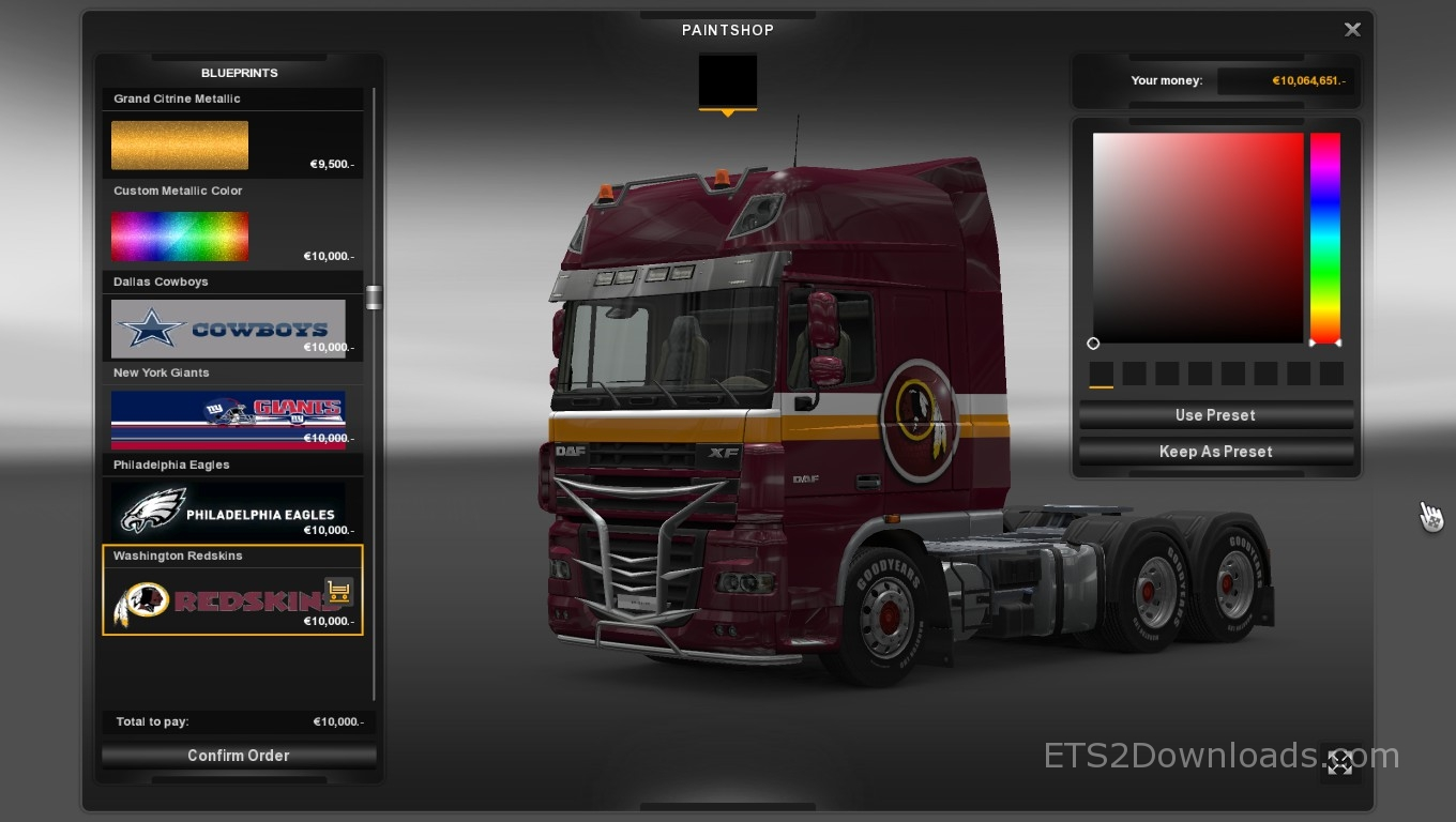 nfc-east-skin-pack-for-all-trucks-4