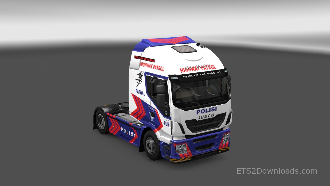 police-skin-for-iveco-hi-way-1