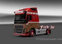 ronny-ceusters-skin-for-volvo-fh-2012