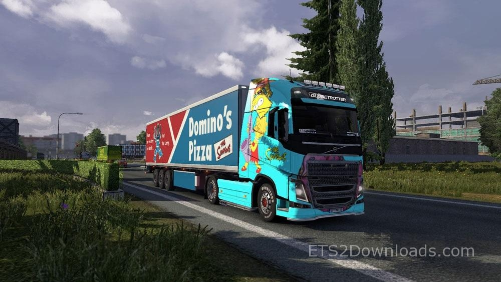 simpsons-combo-pack-skin-for-volvo-fh-2012-1