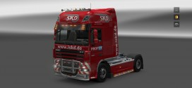 SKD Skin for DAF XF