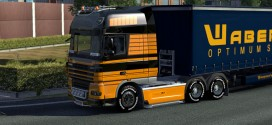 DAF XF v2.0 By Ohaha