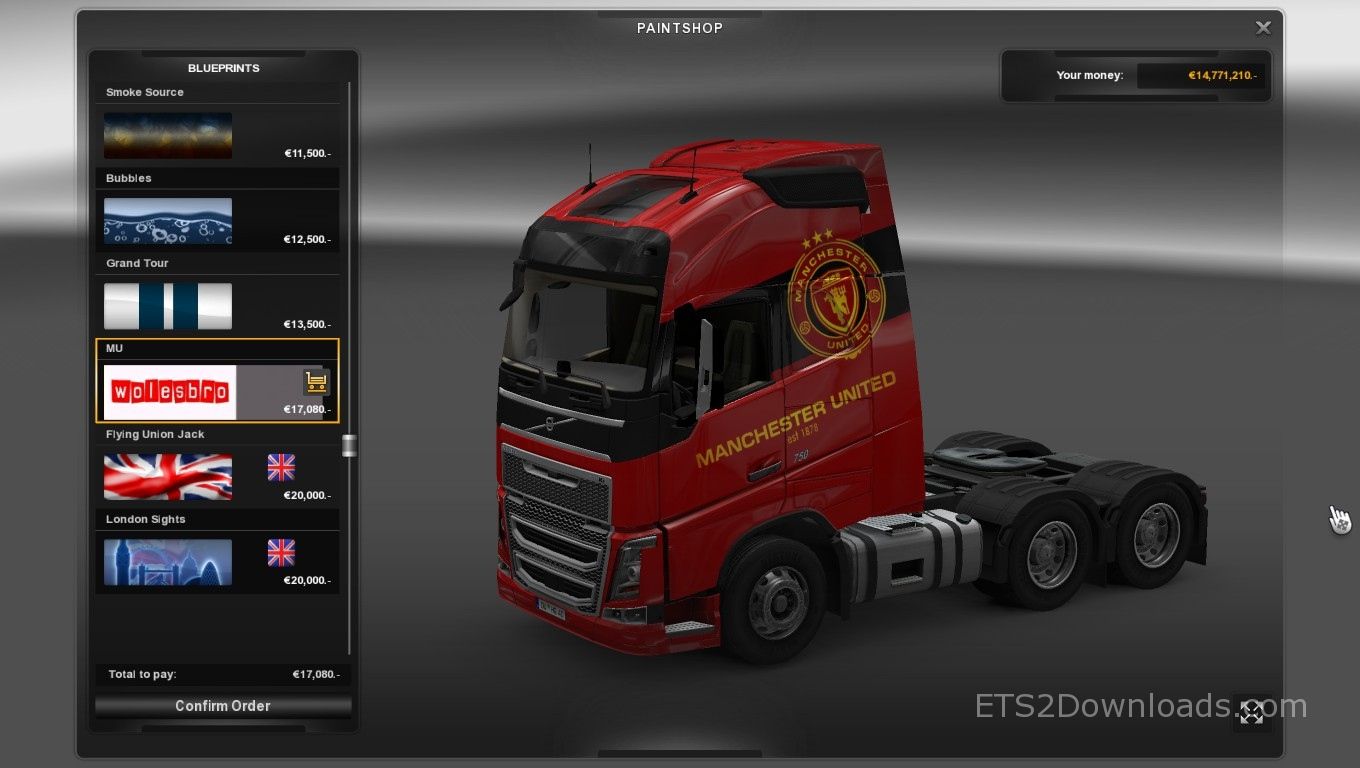manchester-united-skin-for-volvo-fh-1