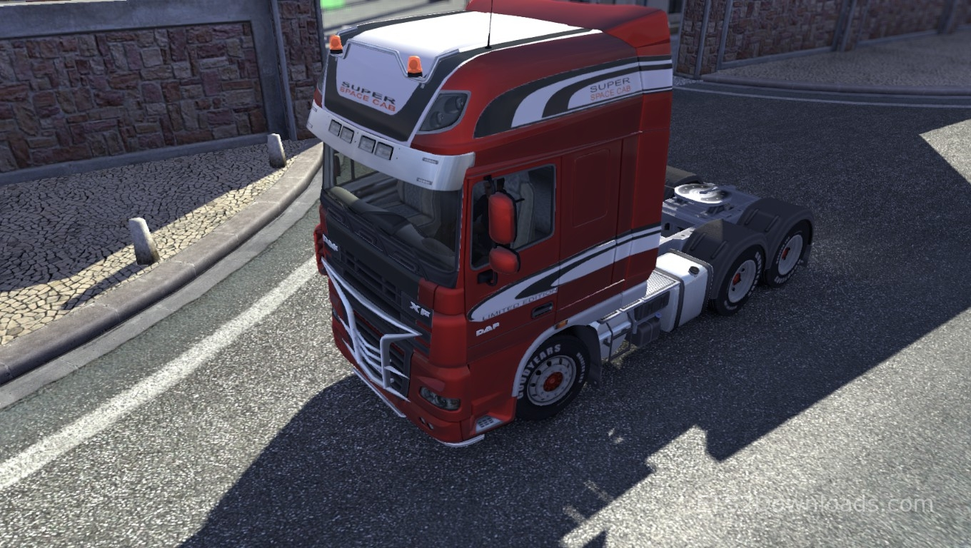 metallic-le-skin-for-daf-xf-2