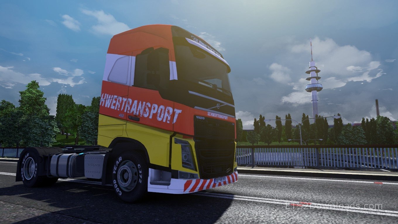 schwer-transport-skin-for-volvo-1