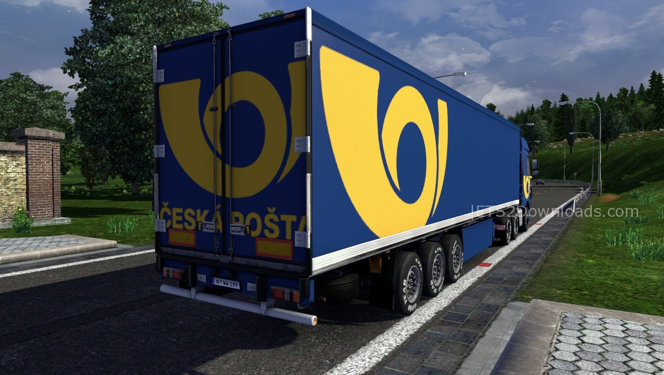 ceska-posta-skin-pack-for-daf-euro-6-3