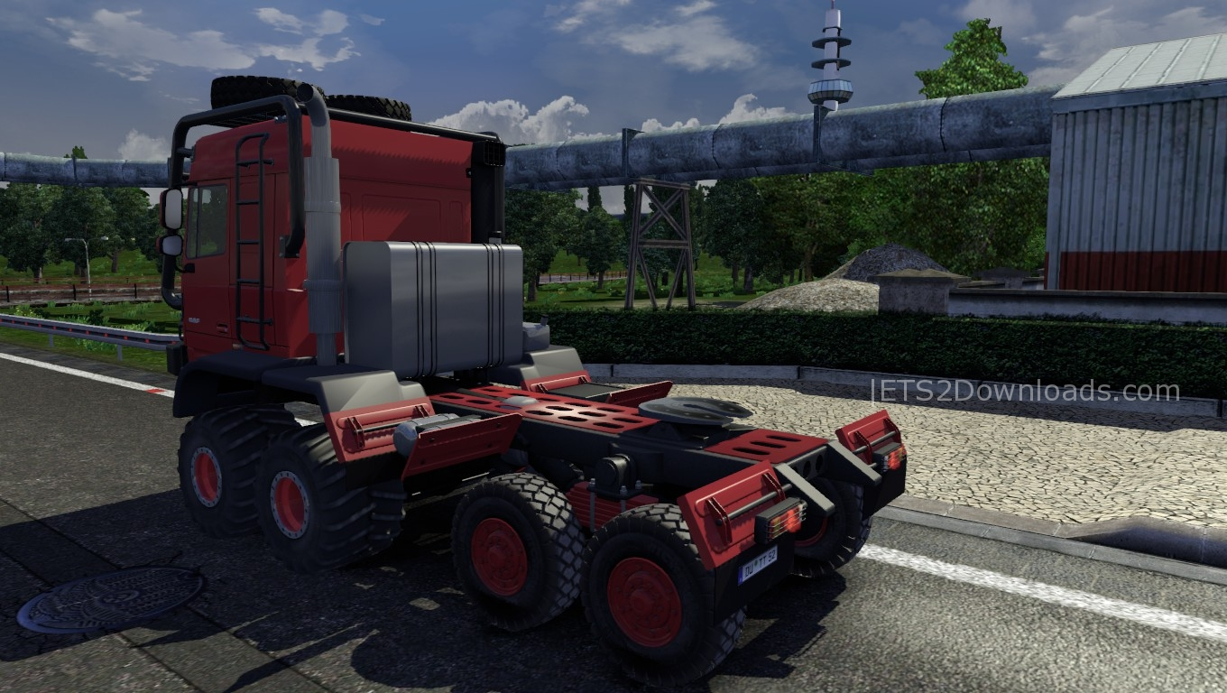 crawler-pack-for-daf-xf-11