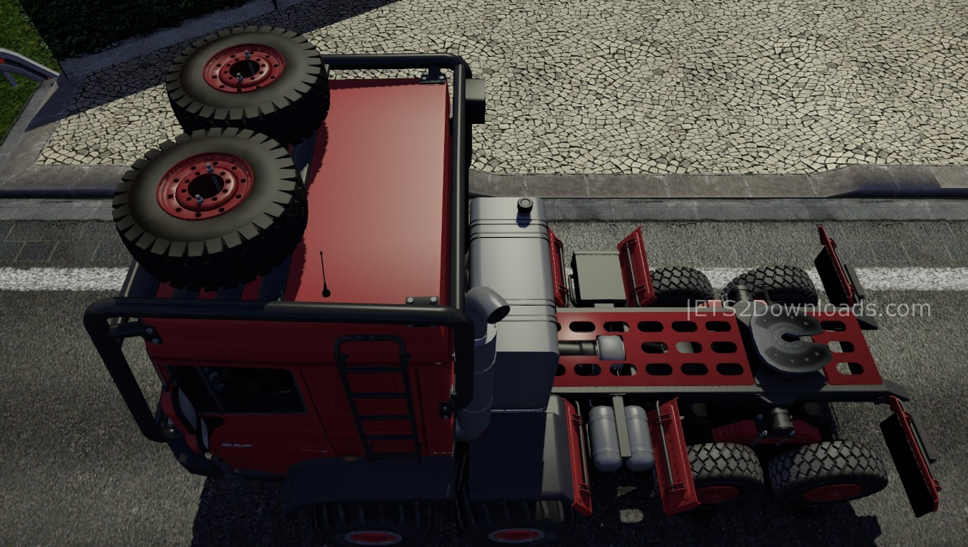 crawler-pack-for-daf-xf-12