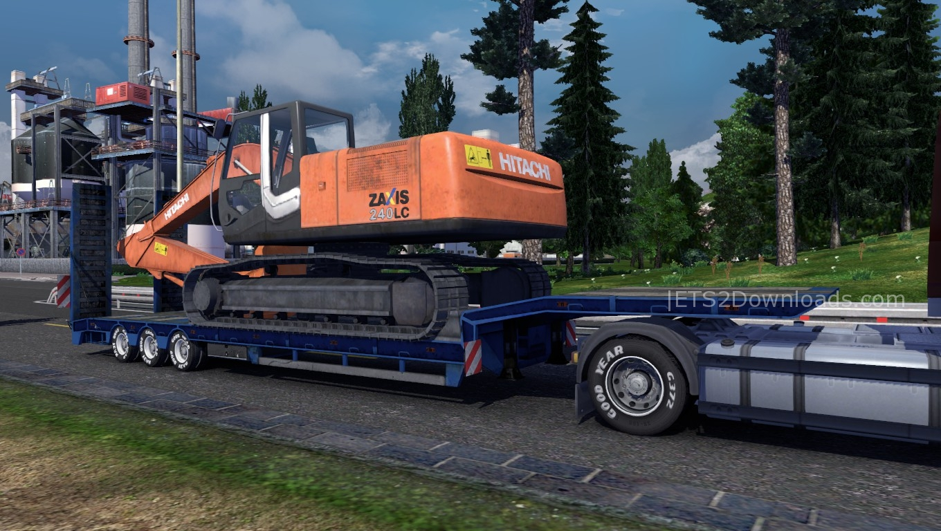 excavator-hitachi-trailer-1