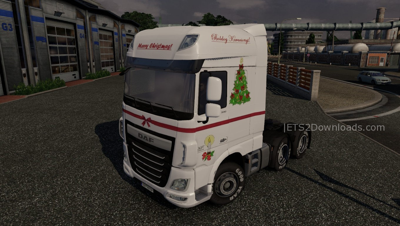 merry-christmas-skin-for-daf-euro-6